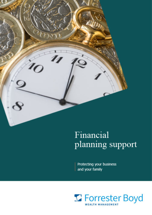 Financial planning support 1