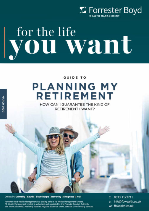 Planning my retirement guide