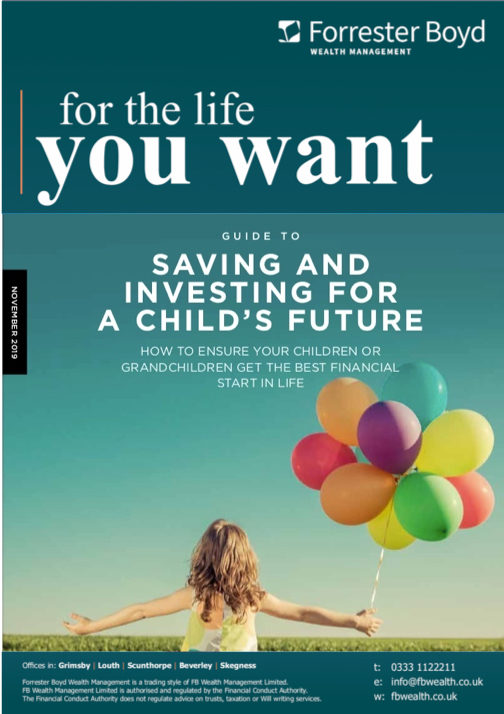 Saving and investing for a childs future