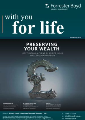 Preserving Your Wealth cover